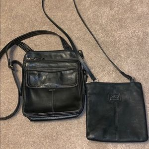 Fossil bundle Crossbody